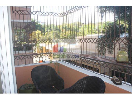 Apartamento de 3 habitaciones en La Esperilla