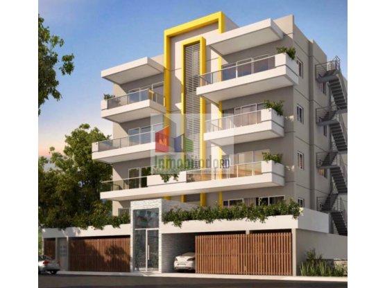 Apartamento en venta en los Restauradorores
