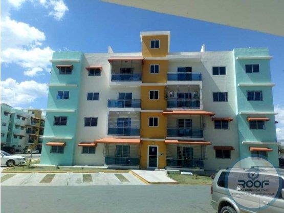 Apartamentos entre la av Ecologica y San Isidro