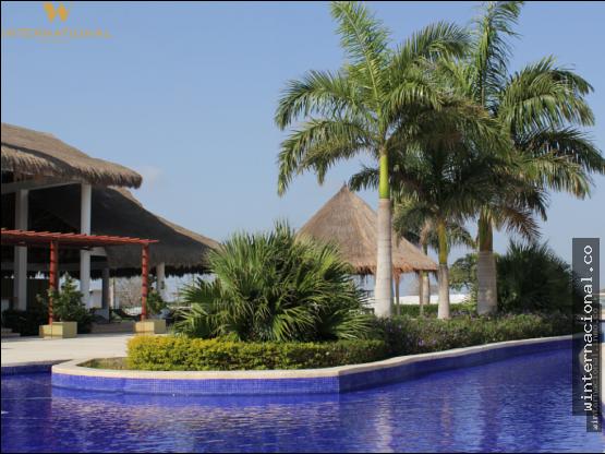 Apto en Cartagena Espectacular Club Hous - ID 3794