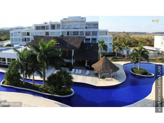 Apto en Cartagena Espectacular Club Hous - ID 3977