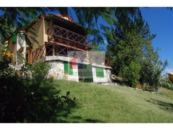 Casa en venta en Cambita, San Cristobal