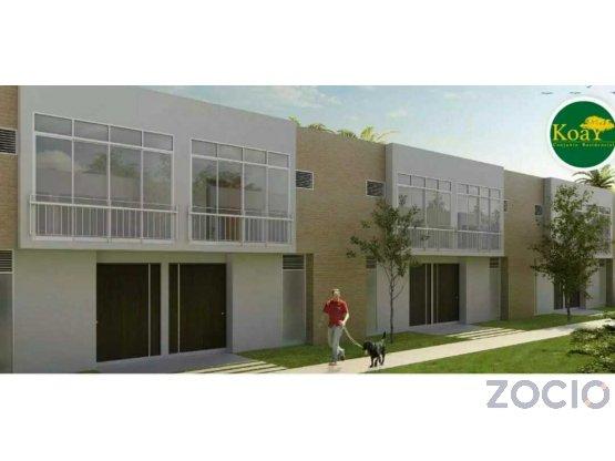 Casa en venta, Jamundí - Estrenar, obra Gris