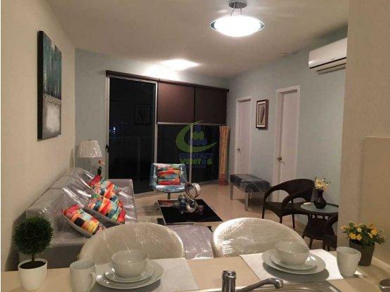 Se renta apartamento 2 rec full ámoeblado #gtb