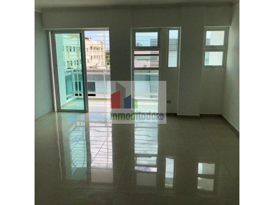 Excelente apartamento de 2 habitaciones en Gazcue