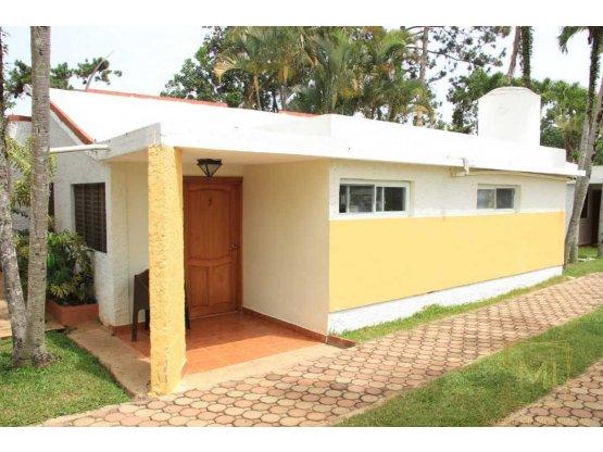 Se alquila casa en Jarabacoa