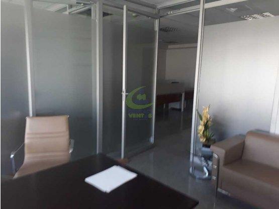 Se Alquila oficina en Torre Bicsa 108mts #gtb
