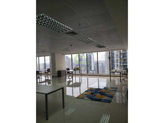 Se Alquila oficina Torre Bicsa 165mts #gtb