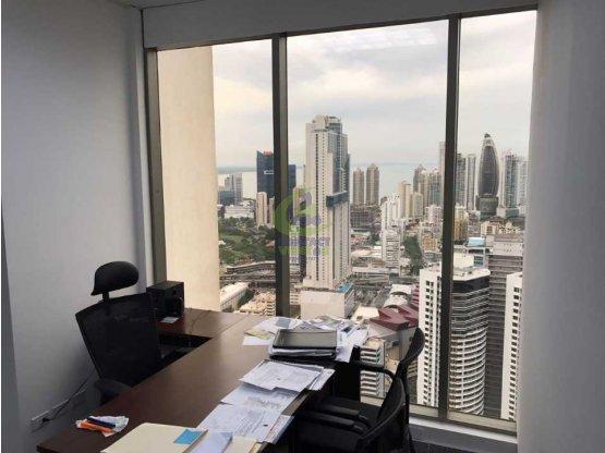 Se Alquila oficina Torre Bicsa 108mts #gtb