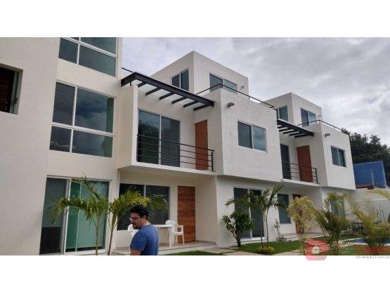 Se vende casa en condominio Lomas de Cortes