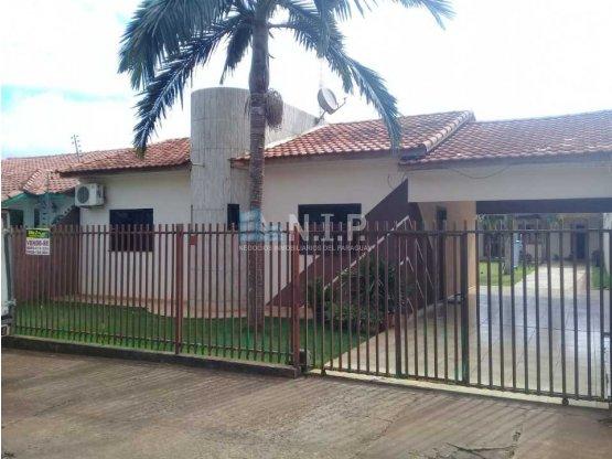 Vendo casa en Santa Rita dto de Alto Parana