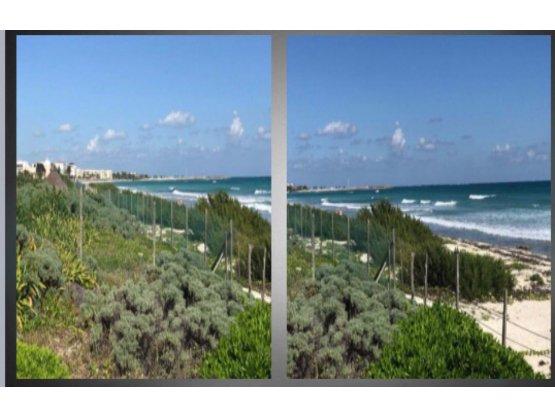 Venta Lote de Playa puerto morelos 4000 m2