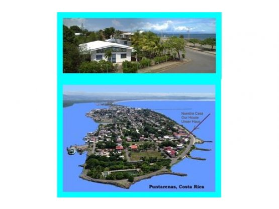 Puntarenas Beach Property