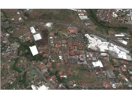 Land in Escazu Commercial and Residential