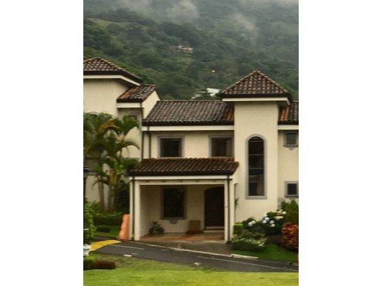 A beautiful house in a condominium