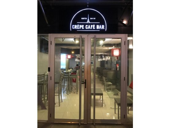 Business Opportunity Fully Operating Cafe' Crepe