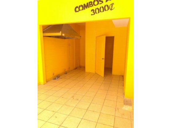 COMERCIAL SPACE FOR RENT IN DOWNTOWN ESCAZU.