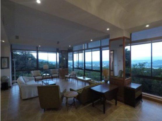 Secure Santa Ana/Escazu  with Five Star Views