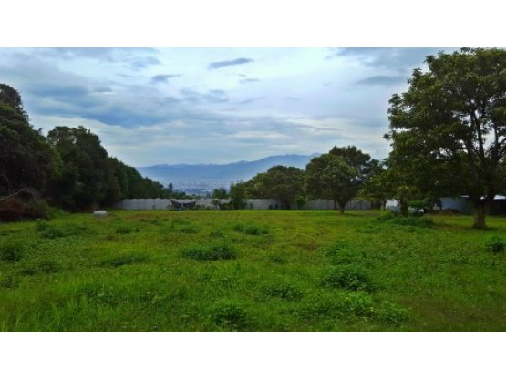 Beautiful Lot with views and private