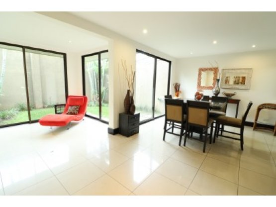 Nice furnished house in gated community