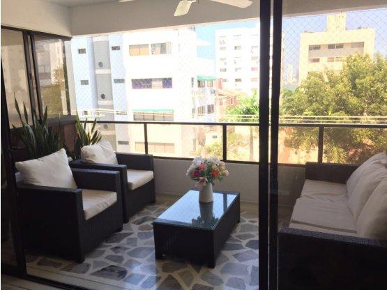 Apartamento en el Barrio Castillogrande
