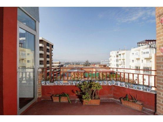 Ático en Granada