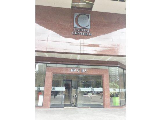 OFICINA EN ARRIENDO BOGOTÁ CAPITAL CENTER