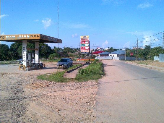 SE VENDE GRIFO EN ACTIVIDAD EN YURIMAGUAS PERÚ