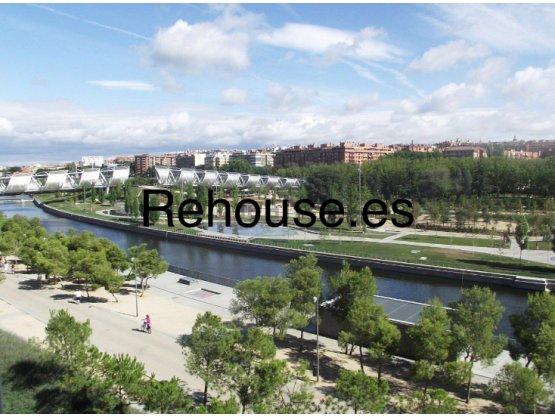 Madrid Rio, Avenida Manzanares 3 Dorm. 5 Vistas