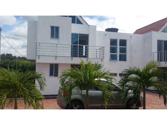 Venta Casa en  Ricaurte Km. 8 Vía Las Manuelas