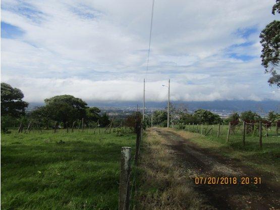 Terreno en Concepción, San Rafael, Heredia