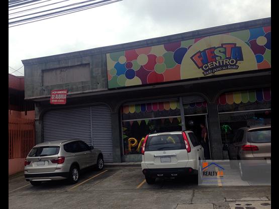 Local Comercial en Pavas (LP1)