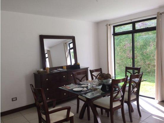 Casa Fresnos en Condominio Bosque Escondido (D)