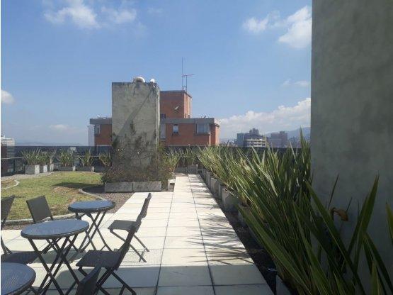 Alquiler Oficina Chapinero 72 mts