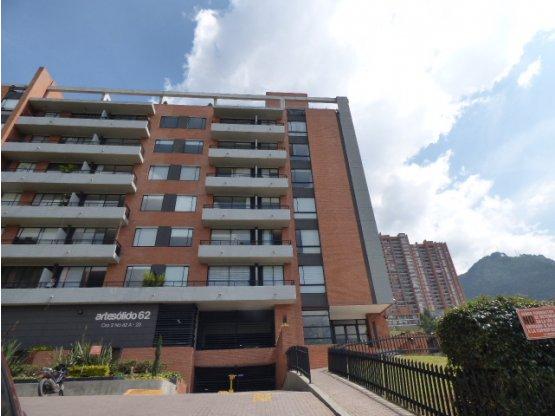 Alquiler Apartamento Chapinero Alto 52 mts