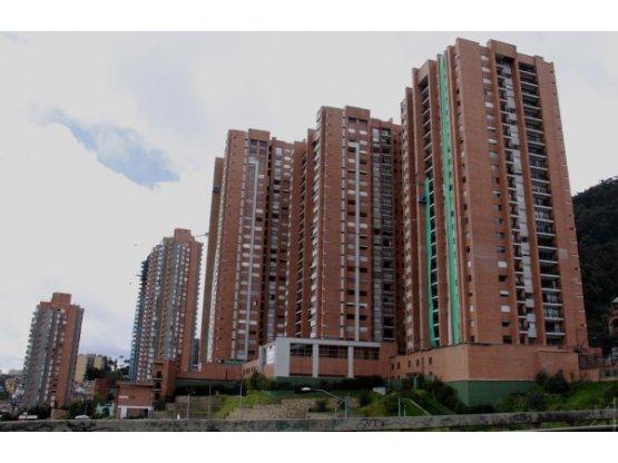 Alquiler Apartamento Chapinero Alto 56 mts