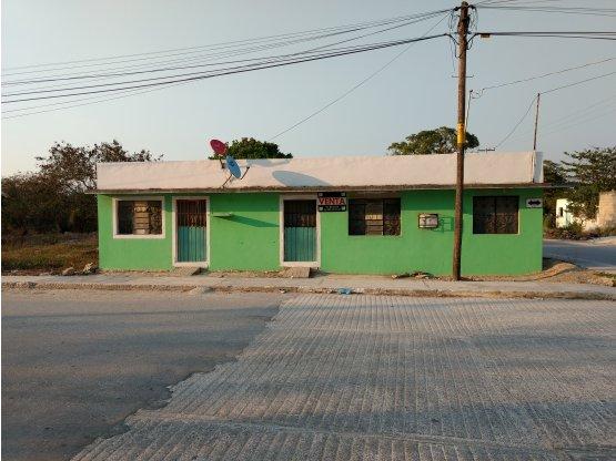 Venta de Casa en Champotón a 100m de Av. Colosio