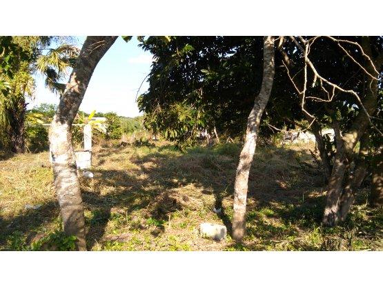 Venta de Terreno en Champotón - Tajonal  de 576 m2