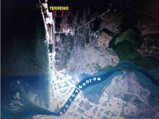 Venta de Terreno en Carretera Champotón- Campeche