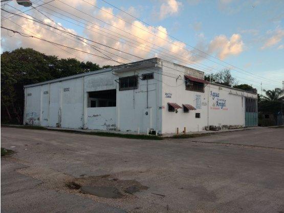 Venta o renta de Bodega en Champotón de 625 m2