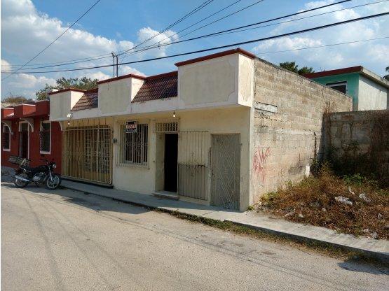 Venta de Casa en Champotón de 3 recamaras, 3 baños
