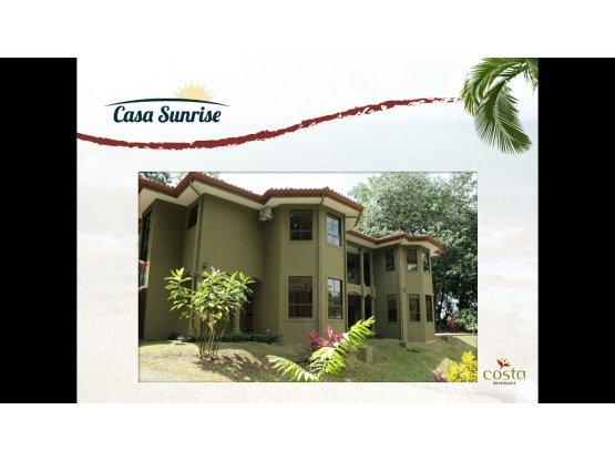 Casa Sunrise || Tárcoles Puntarenas