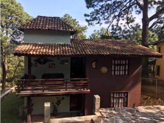 Cabaña en Venta Mazamitla