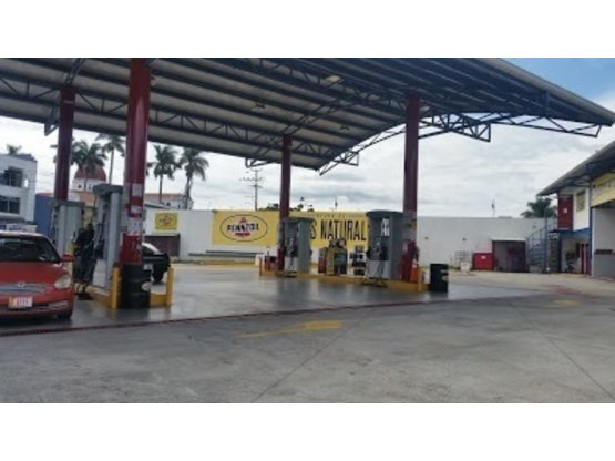 Se vende gasolinera en San Jose.
