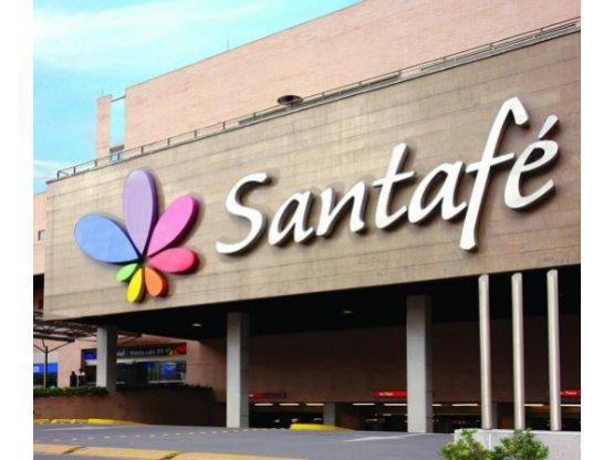 Arriendo local C.C Santafe, Bogota.