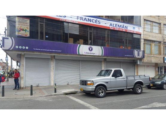 Arriendo, local Barrio Restrepo, Bogota.