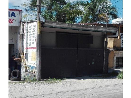 RENTA - Bodega - Taller 175m2, Palenque