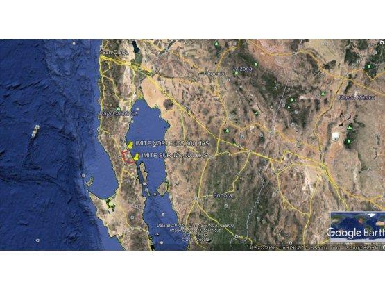 MINAS ORO Y PLATA EN VENTA BAJA CALIFORNIA