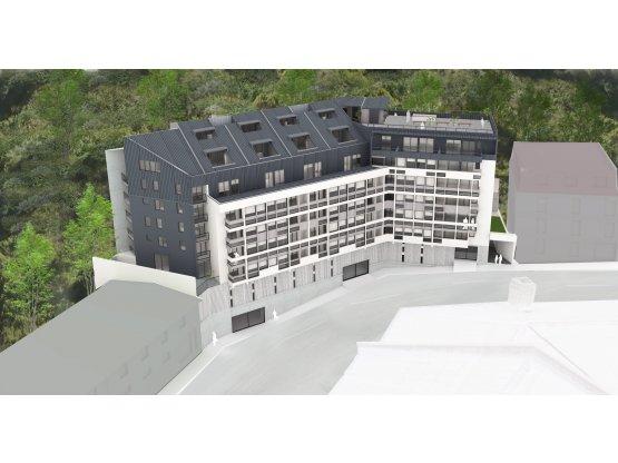 Deptos 1-3 D en Venta Edificio Francia Valparaíso