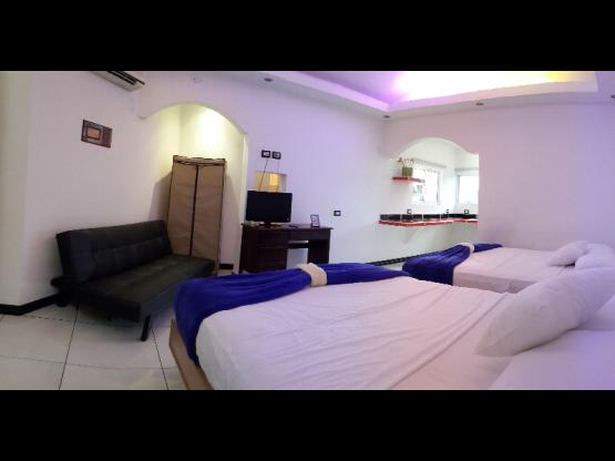 Hotel hostal Rohrmoser San Jose Costa Rica